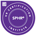 Senior Professional in Human Resources Badge