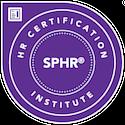 Senior Professional in Human Resources Badge